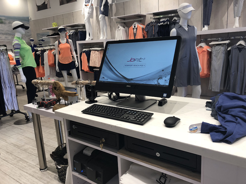 Apparel Store Setup - Acid POS