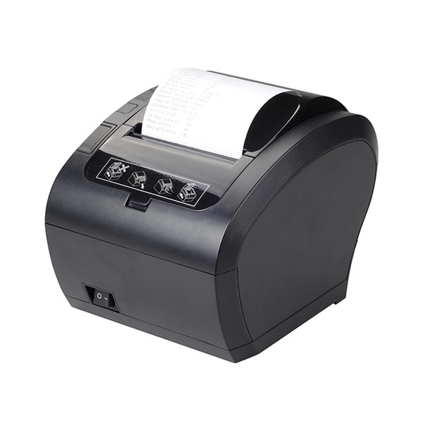 Acid Black Thermal Receipt Printer 2