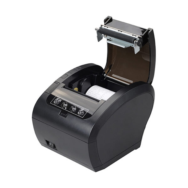Acid Black Thermal Receipt Printer 3