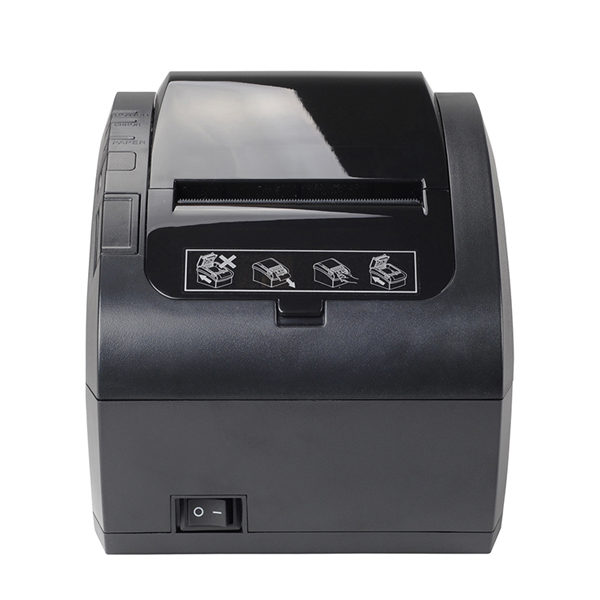 Acid Black Thermal Receipt Printer