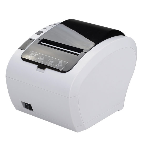 Acid White Thermal Receipt Printer 2