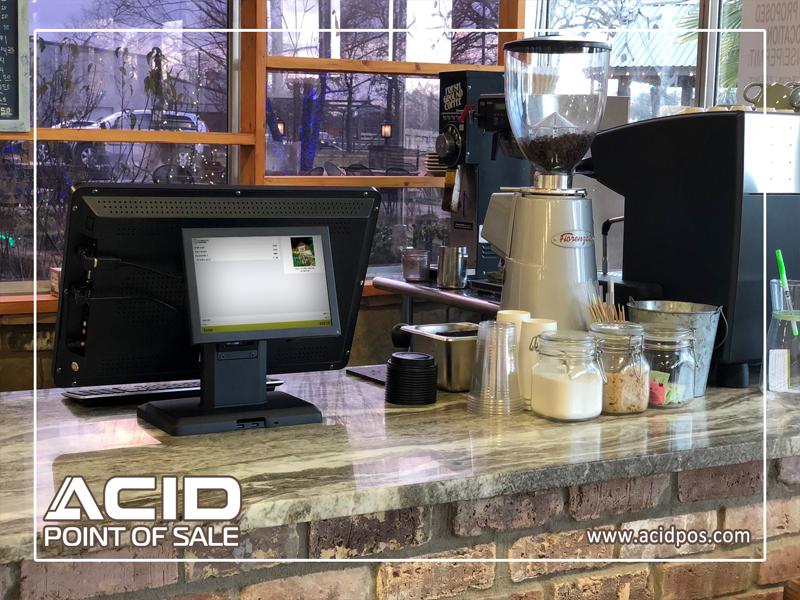 Acid POS Coffee Shop Austin