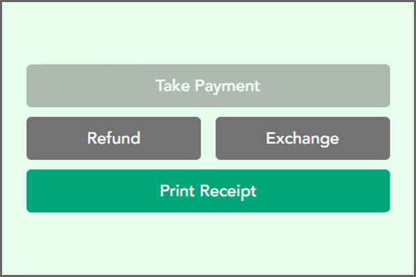 Refund Screen