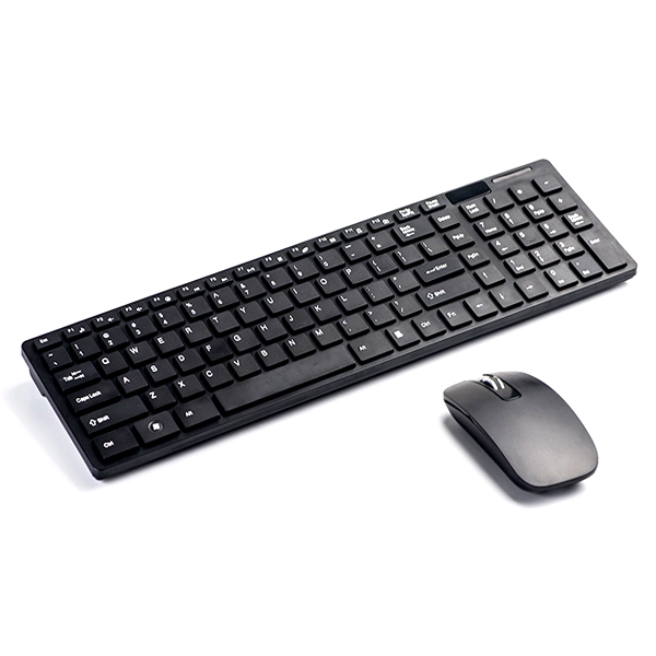 Extended Mouse Keyboard Black