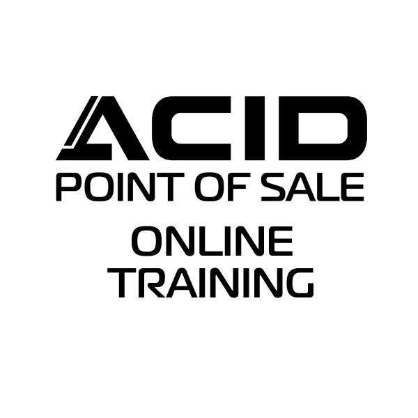 Acid Online Training