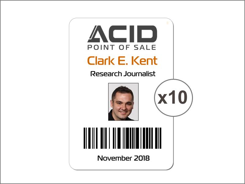 ACID smartcards