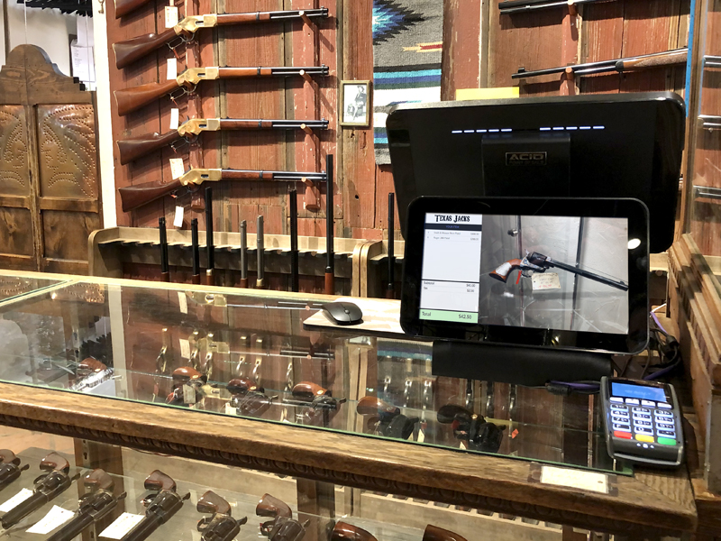 Gun Store Point of Sale ACID POS